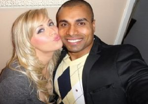 Indian Man with White Woman